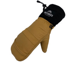 Switchback Heli Tan Mitten