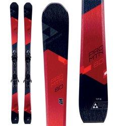 Fischer Skis Pro MT 80 Twin Powerrail