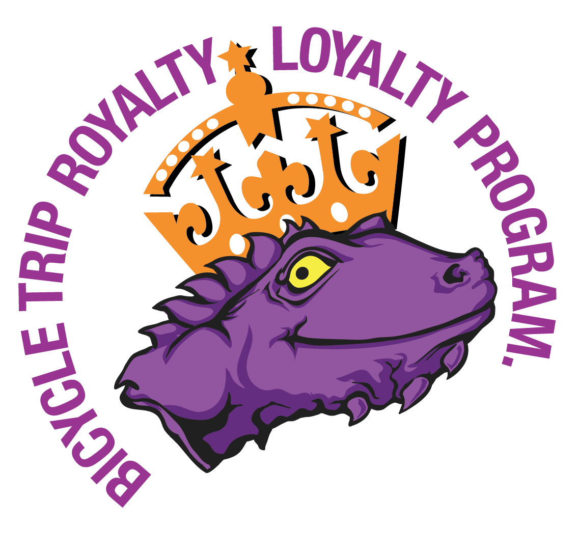 Bicycle Trip Royalty Loyalty Program