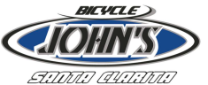 Bicycle John's Santa Clarita Logo