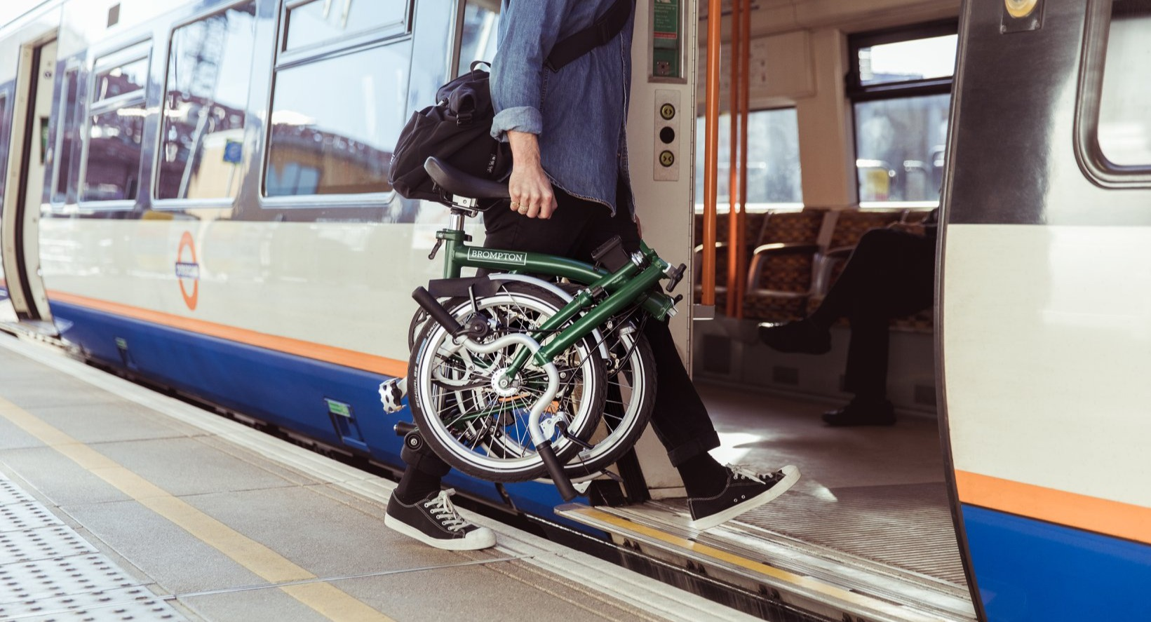 Take a Brompton everywhere you need to go