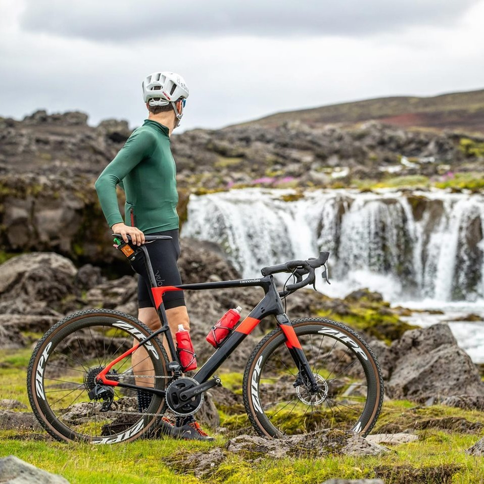 Cannondale's Topstone Carbon in Iceland