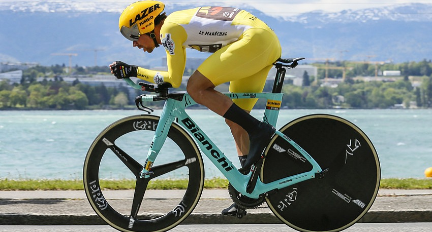 Speed is on your side with Bianchi's Aquila CV