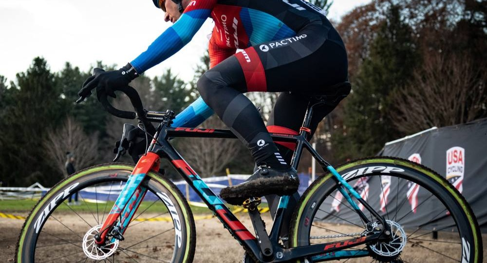 Fuji knows cyclocross