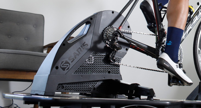 The Saris H3 Direct Drive Smart Trainer