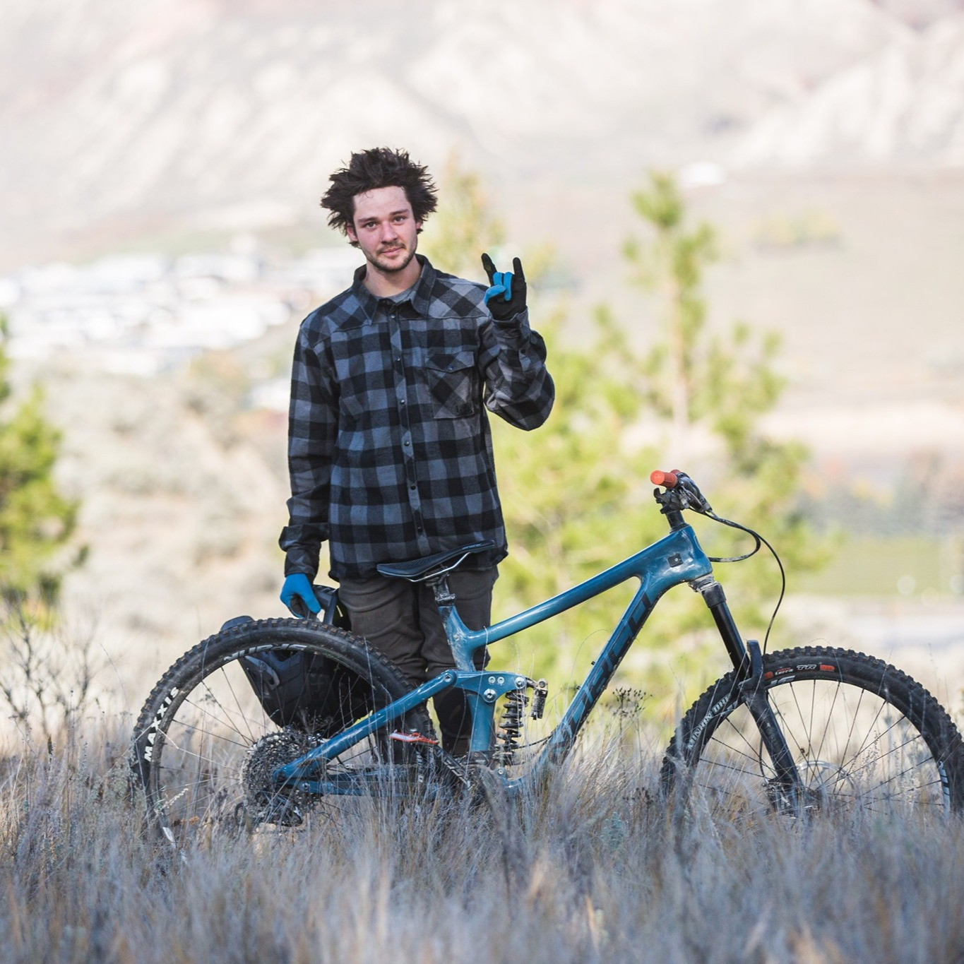 Jakob Hartman and the Norco Range