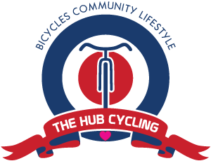 Hub Cycling Logo
