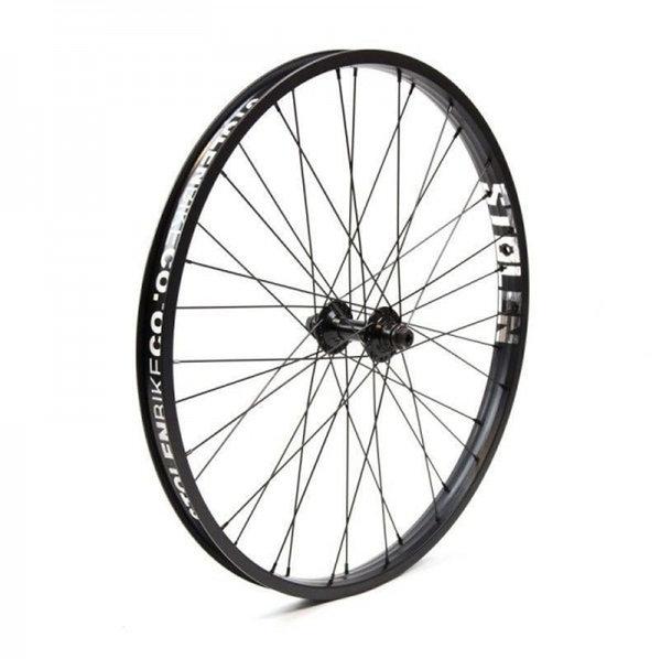 "Stolen 20"" Rebellion BMX Double-Wall Front Wheel (Female 3/8"" Axle)"