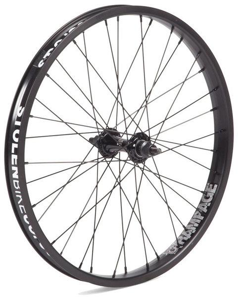 """Stolen 20"""" Rampage BMX Double-Wall Wheel"""