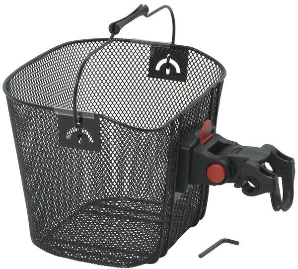 Sunnywheel Handlebar Basket + Q/R System