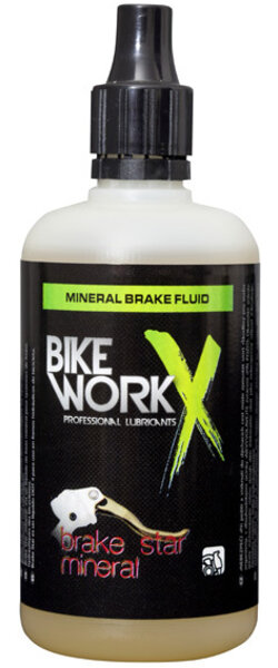 Bike WorkX Brake Star Mineral Oil