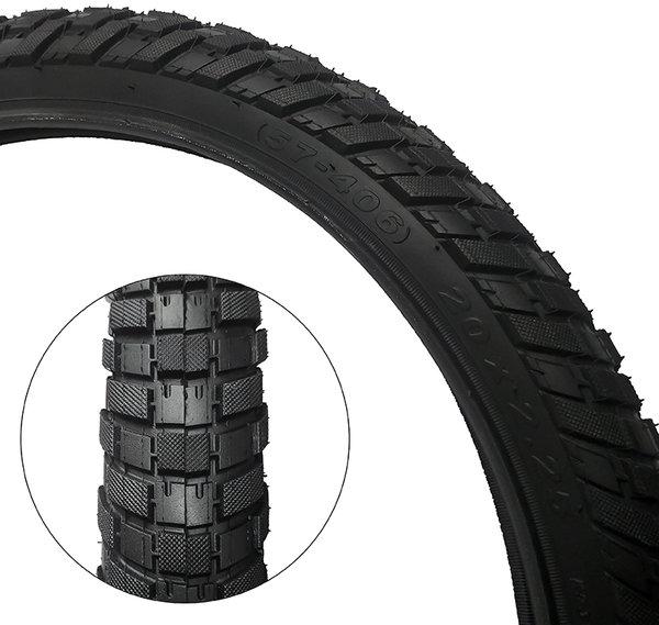 "Kenda Kutlas 20"" x 2.25"" BMX Tire"