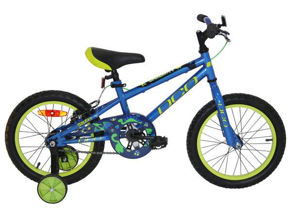 """DCO Galaxy 16"""" Boy's Bike"""