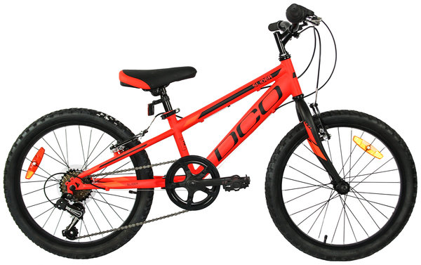 "DCO Slider 20"" Boy's 7-Speed Bike"
