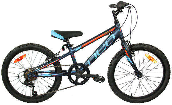 """DCO Slider 20"""" Boy's 7-Speed Bike"""