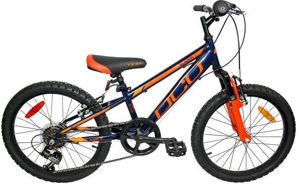 """DCO Slider S 20"""" Boy's 7-Speed Suspension Bike"""