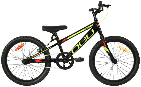 "DCO Galaxy 20"" Boy's Coaster Bike"
