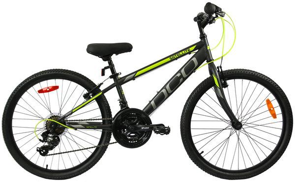 "DCO Salellite 24"" Boy's 21-Speed Mountain Bike"