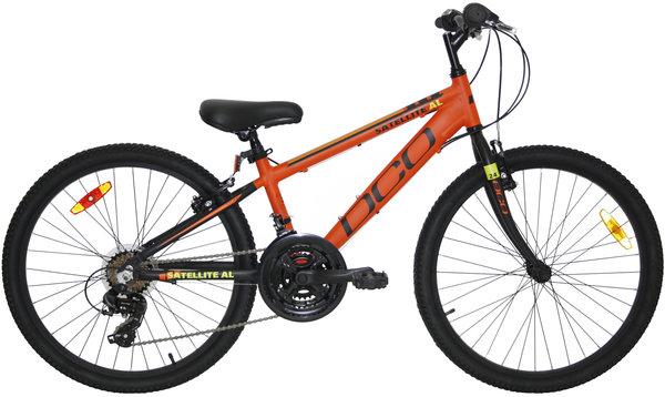 "DCO Salellite 24"" Boy's 21-Speed Aluminum Mountain Bike"