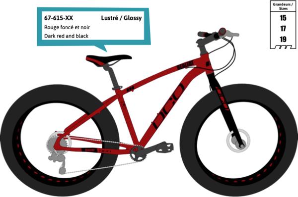 "DCO REALFAT 26"" Fat Bike - PRE-ORDER"