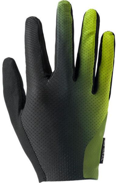 Specialized Body Geometry Grail Long Finger Gloves - HyprViz