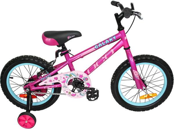 "DCO Galaxy 16"" Girl's Bike"