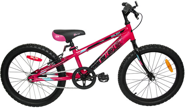 "DCO Galaxy 20"" Girl's Coaster Bike"