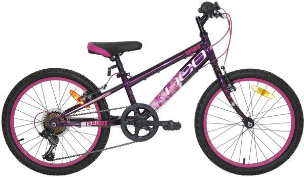 """DCO Spirit 20"""" Girl's 7-Speed Bike"""
