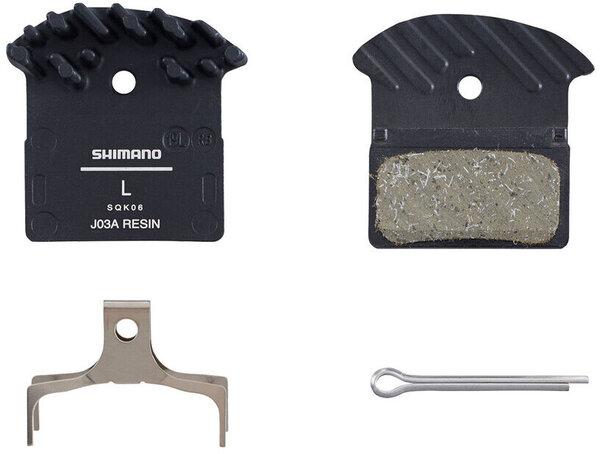 Shimano J03A Disc Brake Pads - Resin