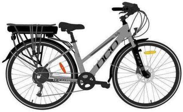 DCO BRB E-Bike Step-Through