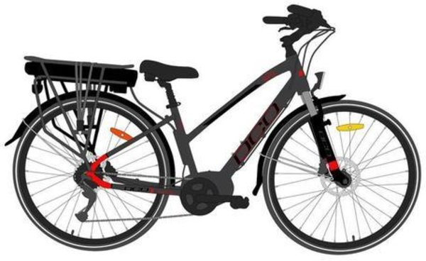 DCO G2G E-Bike Step-Through
