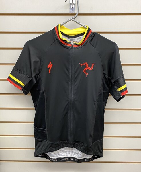 Specialized SL Race Jersey - Isle of Man