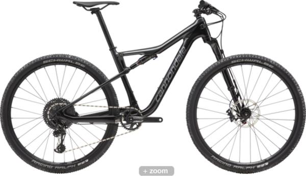 Cannondale Scalpel 4 Carbon Medium Demo Bike Rental