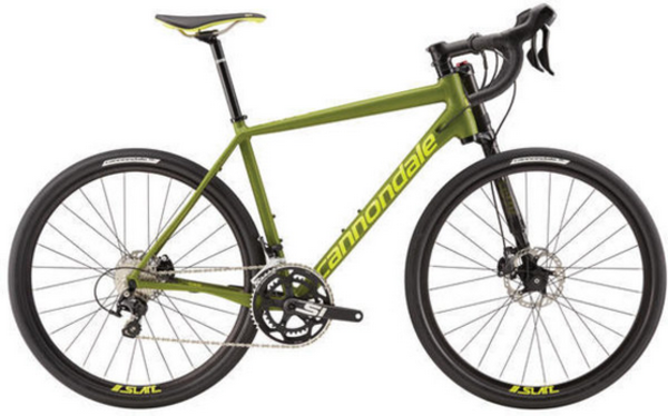 Cannondale Slate Medium Demo Bike Rental