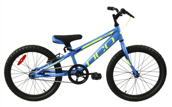 "DCO Galaxy 20"" Boy's Coaster Bike"