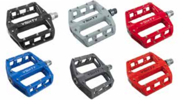 Sixty B-87 Sealed Pedal - Colours