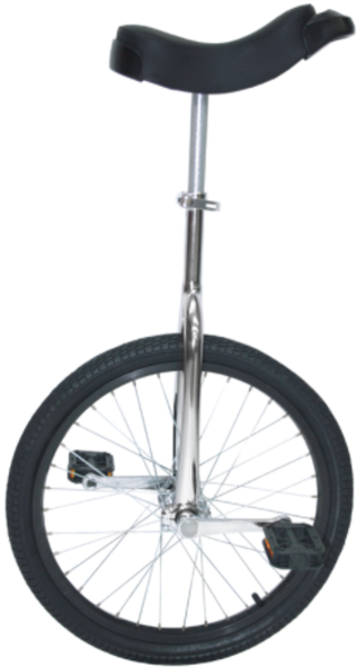 Generic Unicycle 20""