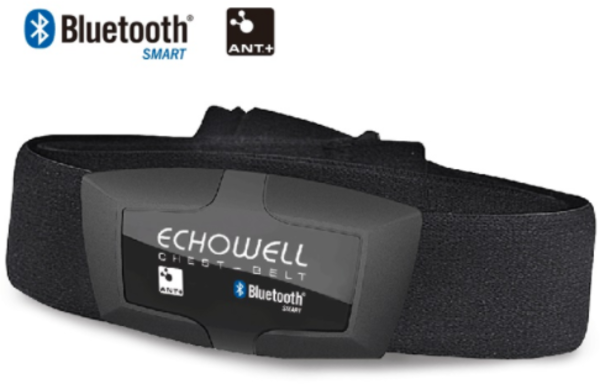 Echowell HR Chest Strap Dual (ANT+/BLE)