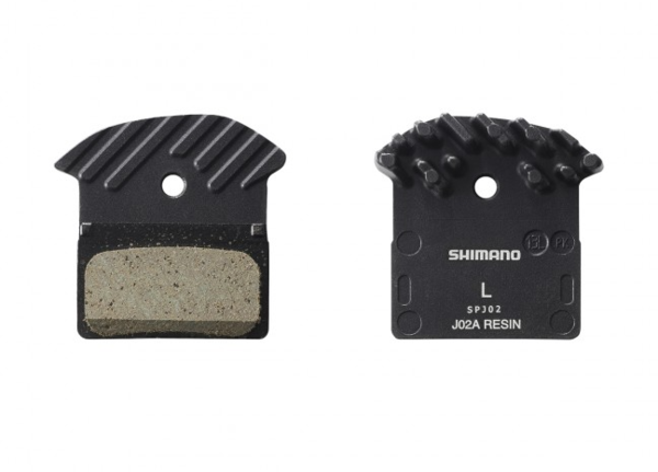 Shimano J02A Disc Brake Pads - Resin
