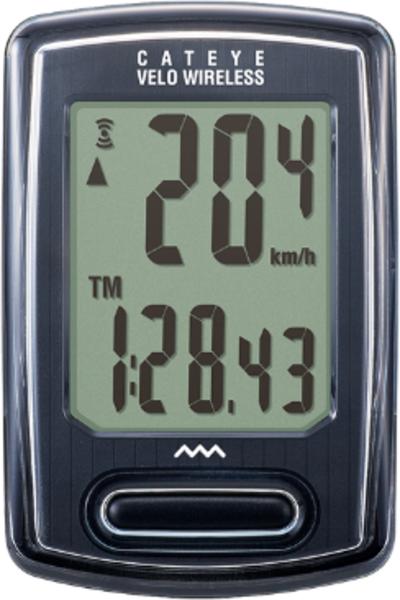 CatEye Velo Wireless Black CC-VT230W
