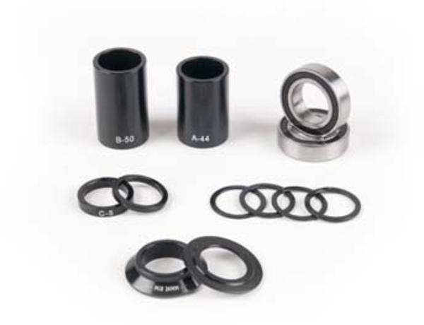 Eclat ECLAT MID Size BB Kit 24mm Black
