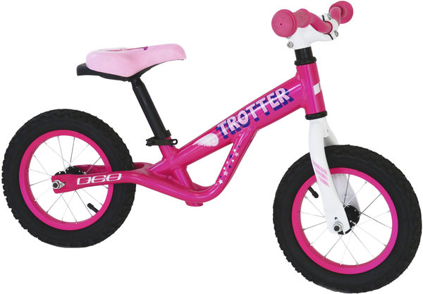 "DCO Trotter 12"" Girl's Balance Bike"