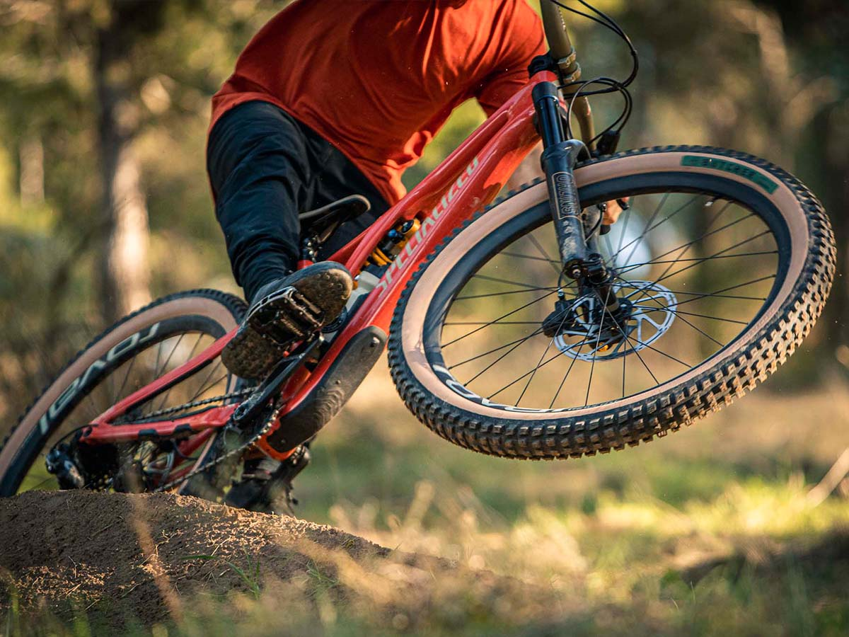 Specialized Soil Searching Tires