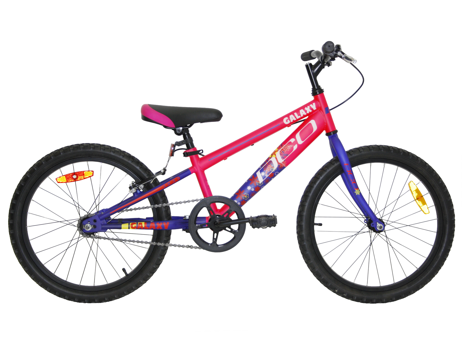 DCO Galaxy 20in Girls Bike