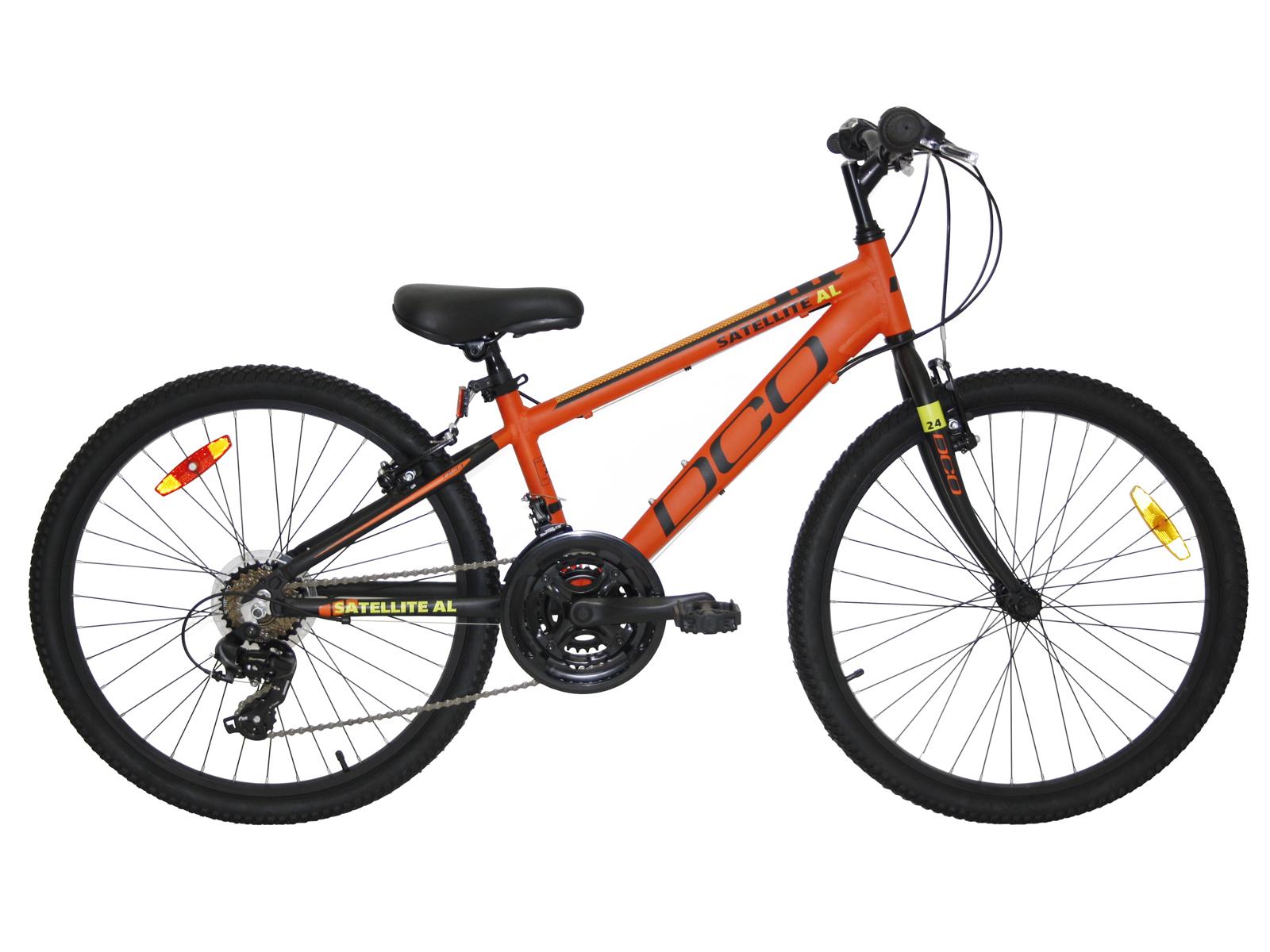 DCO Satellite 24in Aluminum Mountain Bike