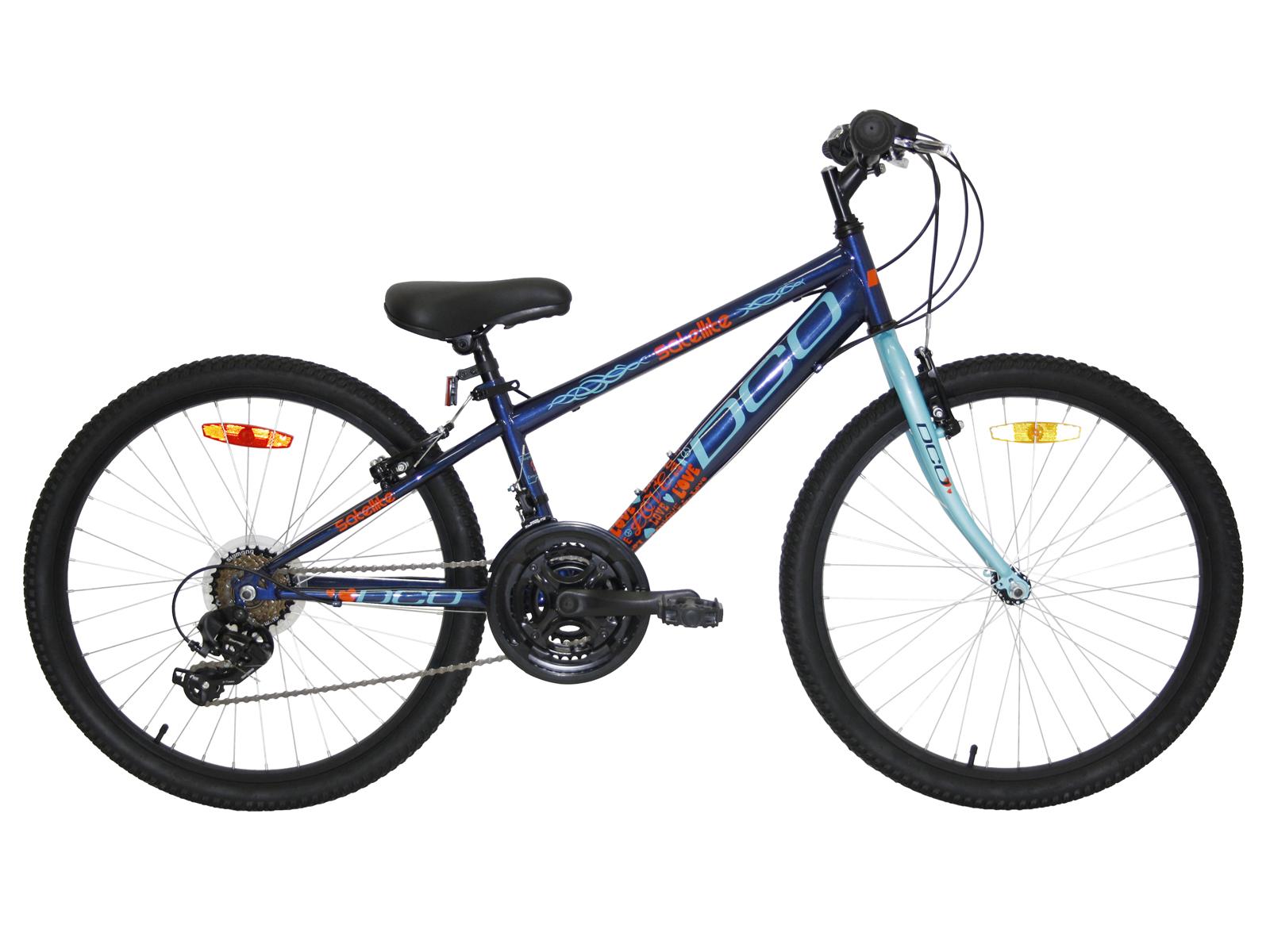 DCO Satellite 24in Girls Mountain Bike
