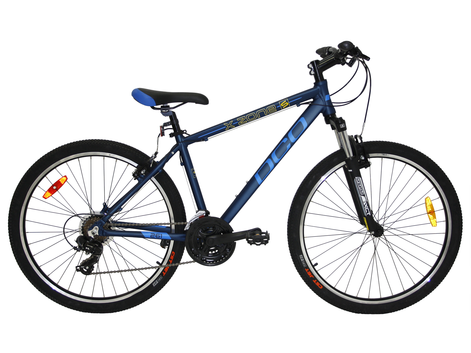 DCO X-Zone 26in Mountain Bike