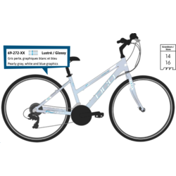 DCO Elegance 702 Hybrid Bike