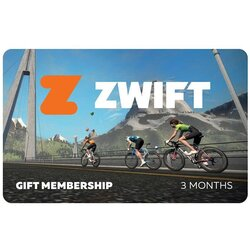 Zwift Gift Card - 3 Months