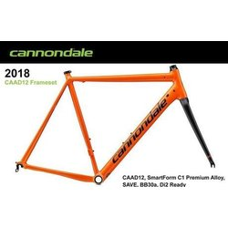 Cannondale CAAD 12 56cm Orange Frameset